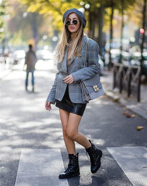 Trend Black Lace Goes Chic by 7 Combat Boots Ideas That Look Amazing Purewow