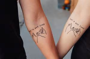 maybe just the pinky promise nice ink pinterest a