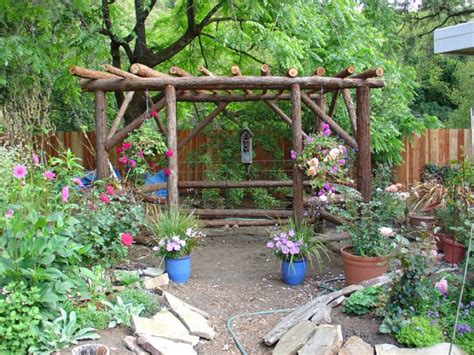 wonderful rustic landscape designs only for your