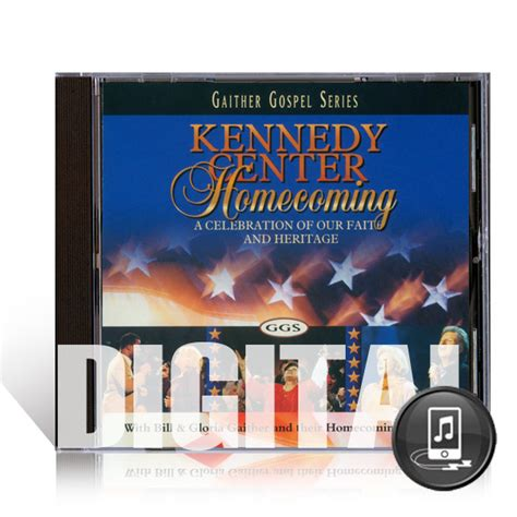 Kennedy Center Gift Card - kennedy center homecoming digital gaither