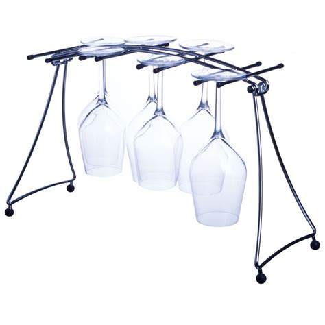 l atelier du vin drying rack for wine glasses glassware