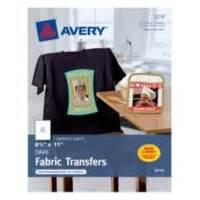 inkjet iron on transfer paper rymans avery dark t shirt transfers for inkjet printers 3279 8 1