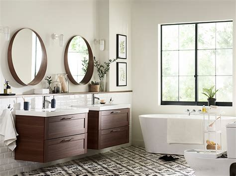 Ikea Bath Vanity bathroom furniture inspiration