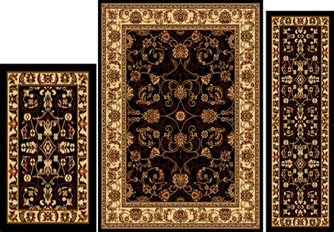 creative home rugs ariana rug 812 ebony ivory all area