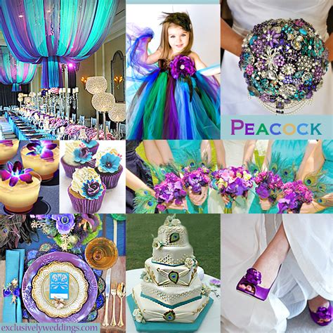 Purple Wedding Color ? Combination Options   Exclusively