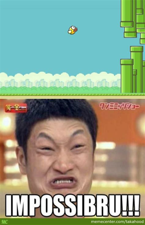 Flappy Bird Meme - so i was playing some flappy bird by takahood meme center