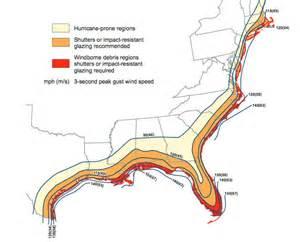 florida wind zone map pgt custom sliders and windows by destin glass destin fl