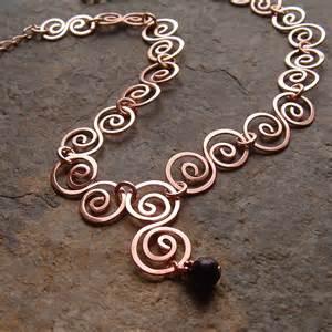 Copper Handmade Jewelry - best handmade copper jewelry photos 2017 blue maize