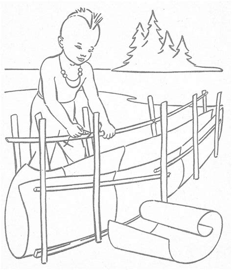 indiana history coloring pages 1000 images about 1 2 3 little indians cowboys