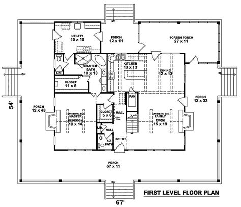 complete wrap around porch 58304sv architectural