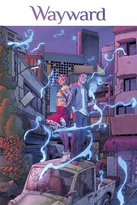 wayward lives books comic book review wayward 9 geeked out nation