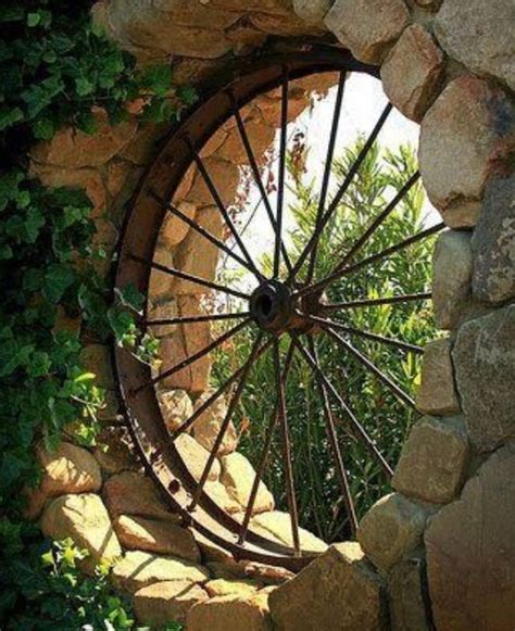 Wagon Wheel Decor Garden 17 Best Images About Wagon Wheels On Pinterest Painted Cottage Wheels And Family Affair