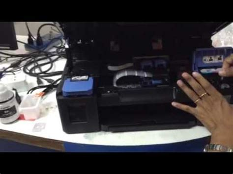 resetter canon pixma g2000 how to fix g2000 blinking 7 times the ink absorber full