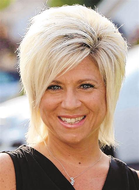 theresa caputo new hair theresa caputo long island medium in praise of big