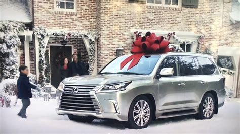lexus ads 2017 2017 lexus christmas commercial 2016 youtube