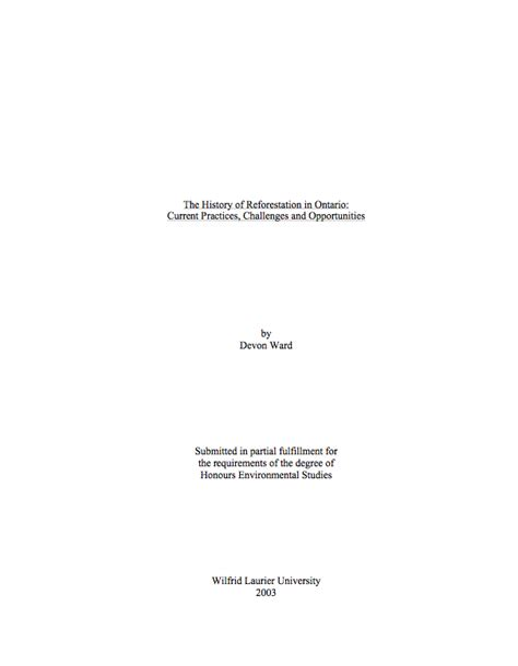 cover page of dissertation do you to write a dissertation for a phd