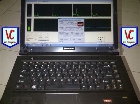 Laptop Lenovo B475 vic computer medan december 2013