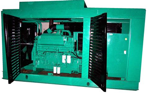 500 kw generator dimensions crafts