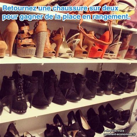 Astuces Pour Ranger Les Chaussures by L Astuce Pour Ranger Ses Chaussures 224 Talons Et Gagner De