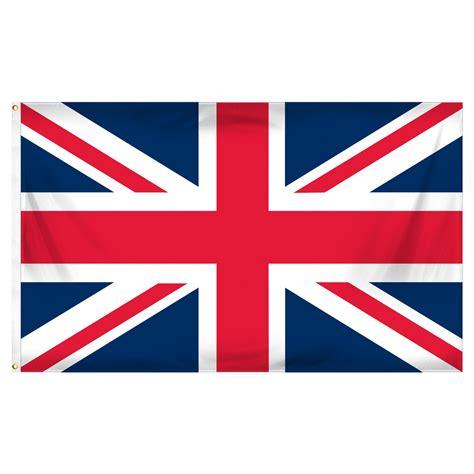 3ft x 5ft united kingdom flag printed polyester