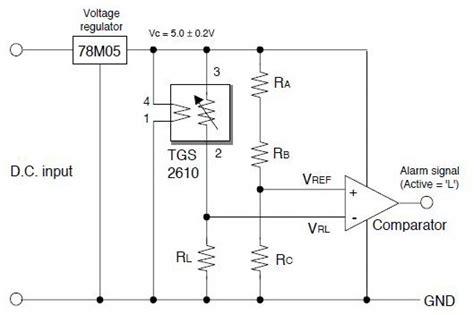 Tgs 2610 Tgs2610 Sensor Gas Lpg aplikasi sensor gas lpg figaro tgs2610 elektroku