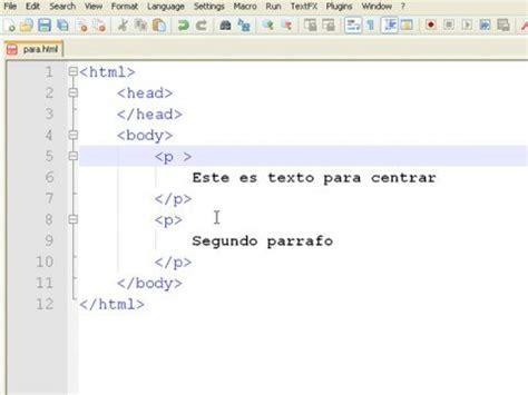 alinear imagenes horizontalmente html c 243 mo crear tu propia p 225 gina web usando html c 243 mo centrar