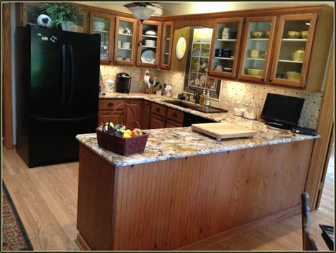 kitchen cabinet refurbishing ideas refinish kitchen cabinets kit home design ideas