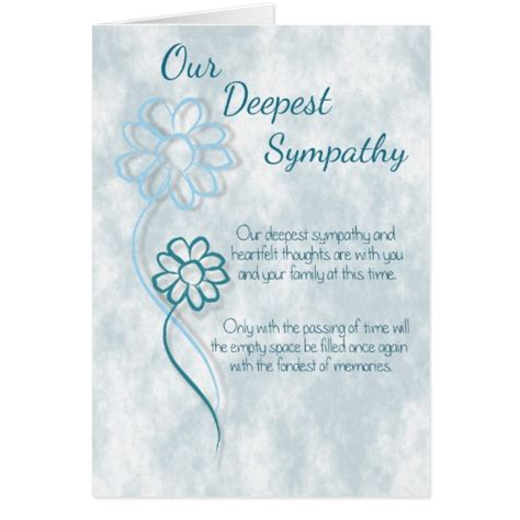 words of deepest sympathy quotes quotesgram