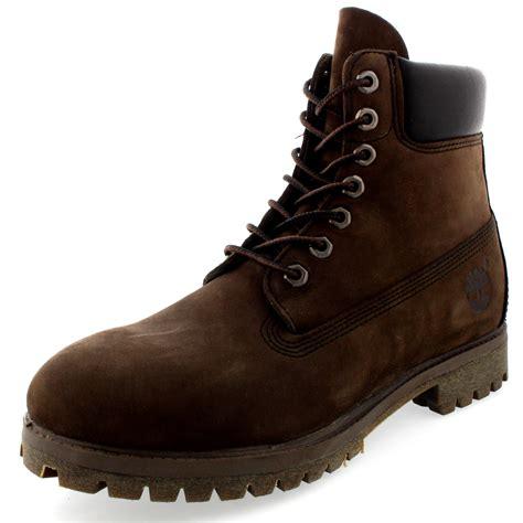 classic mens timberland boots mens timberland classic 6 premium nubuck lace up original
