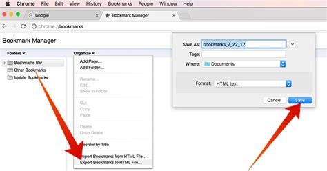 chrome export bookmarks how to export chrome bookmarks on mac or pc