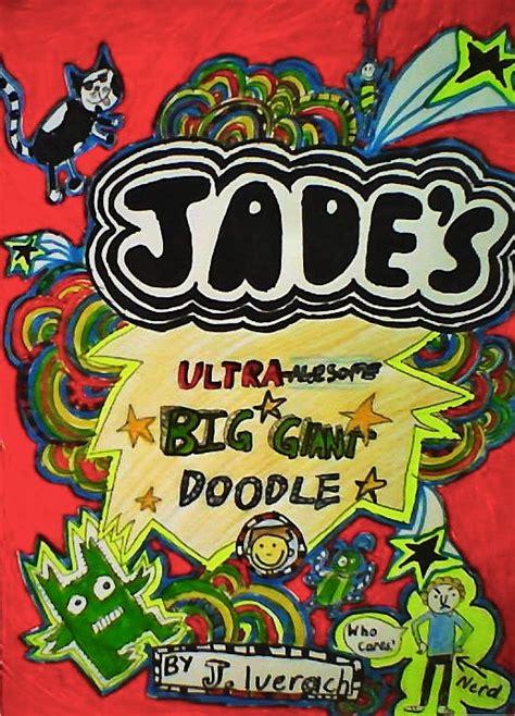 doodle name jade jade tom gates