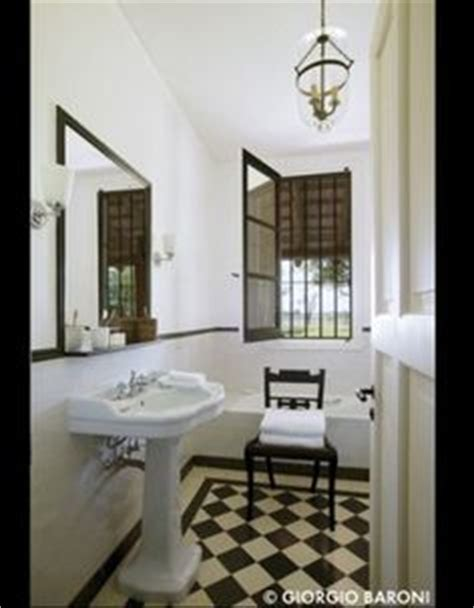 Checkerboard Bathroom Floor by 1000 Images About Bathroom On Sinks Showers