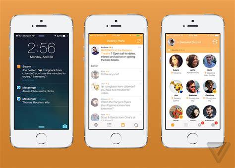 foursquare mobile app meet swarm foursquare s ambitious plan to split its app