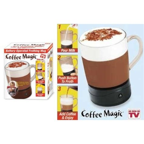 Coffee Magic coffee magic frothing mug in pakistan hitshop