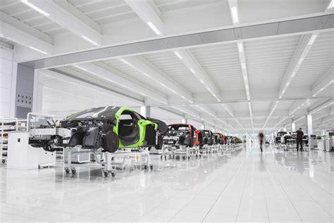 mclaren factory uk automotive hits top gear in 2015