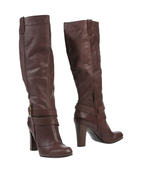 Celana Bigsize Soft Nine West nine west boots in brown brown save 36 lyst