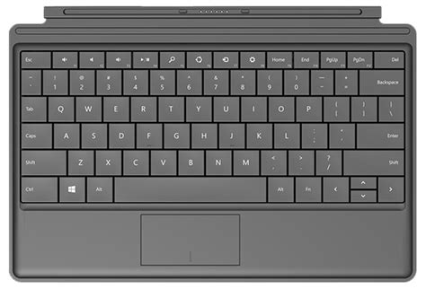 typography keyboard type cover microsoft surface review