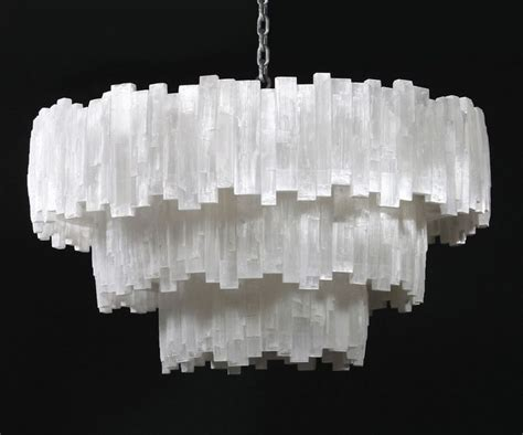 Selenite Chandelier 39 Best Images About Candiles Cuarzo On Quartz Bebe And Boots