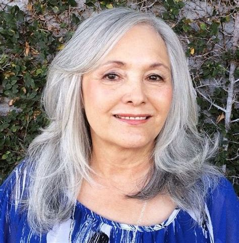 different sized women with gray hair with low light styles 55 best long hair styles images on pinterest hair cut
