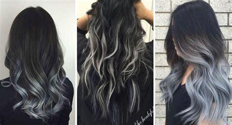 tintes de cabello color gris 4 estilos cabello gris chicaetc
