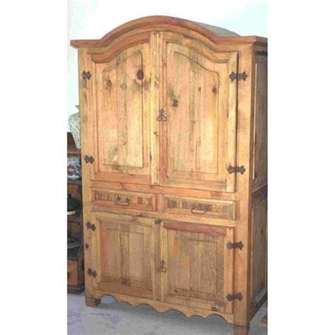 how to build an armoire woodworking project paper plan to build hacienda armoire
