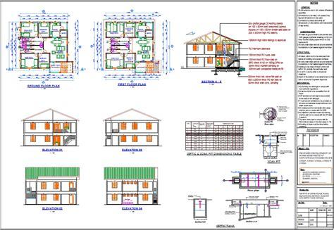 3 Bed Bungalow Floor Plans construction family houses watoto wenye nguvu kenya