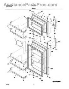 frigidaire 240331401 refrigerator door bar