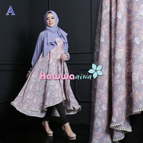 Baju Muslim Tunik Shafina shafina shabby a baju muslim gamis modern