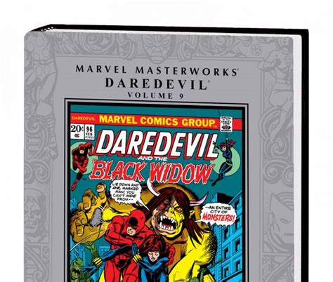 marvel masterworks daredevil vol 12 books marvel masterworks daredevil vol 9 hardcover comic