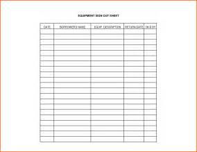 11 sign out sheet survey template words