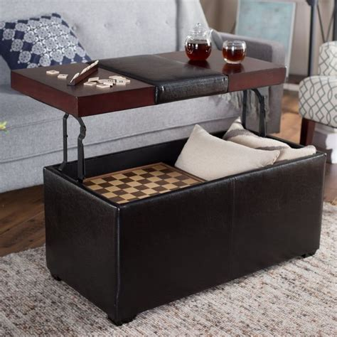 Lift Top Coffee Table With Storage Lift Top Coffee Tables With Storage Roy Home Design