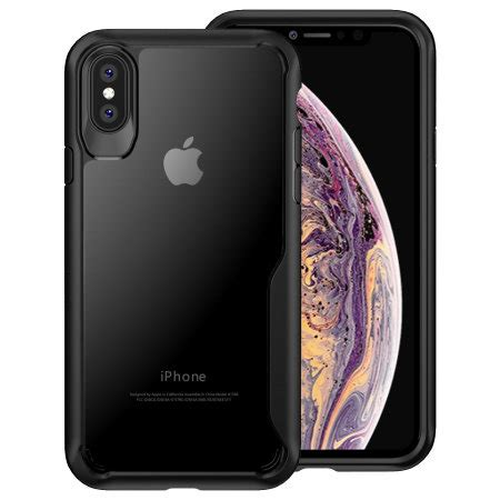 funda iphone xs max olixar novashield negra