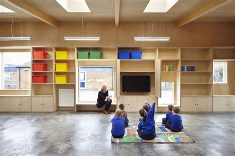 colorful kindergarten  england
