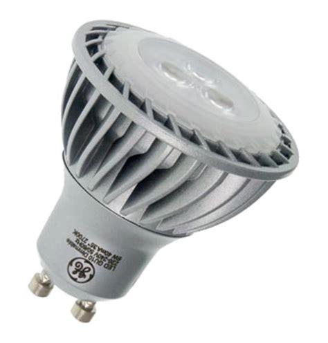 led gu10 6w ge dimmable led gu10 cool white ge 904637 light